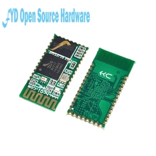 RS232 TTL HC05 HC-05 integrated Bluetooth Wireless Bluetooth RF Transceiver Module serial(China)