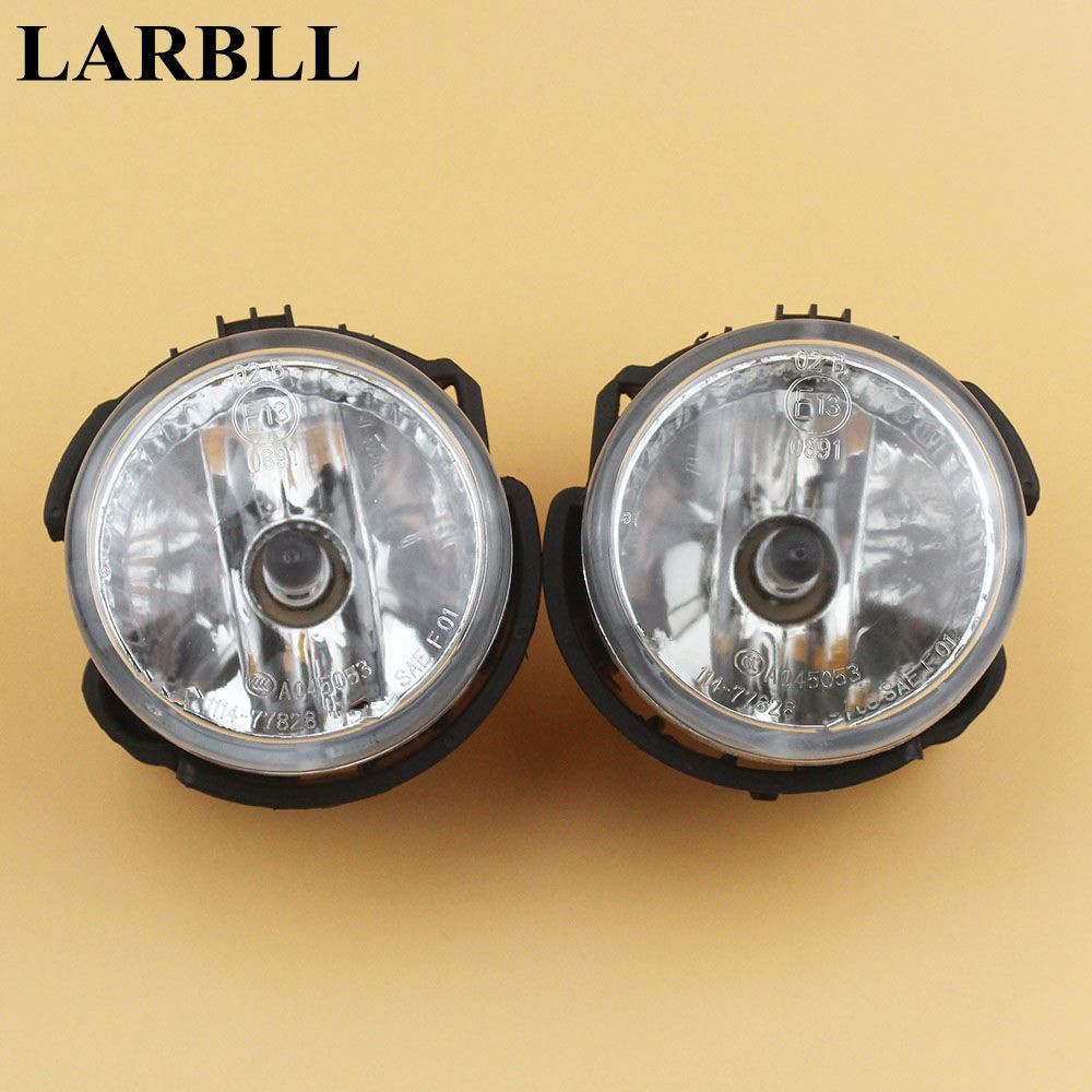 LARBLL 2PCS New Front Left&amp;Right  Fog Lamp Light Fit For SUBARU FORESTER 2009-2013 IMPREZA WRX STI 2008-2010<br>