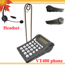 Call Center & Office Telephone Headset special phone headphone nice earphone for business 2pcs/lot DHL free shipping free(China)