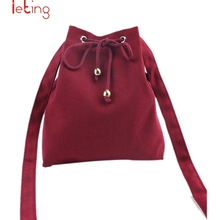 Fashion Canvas Handbag  Women Drawstring Shoulder Bag Large Tote Ladies Purse Comfystyle