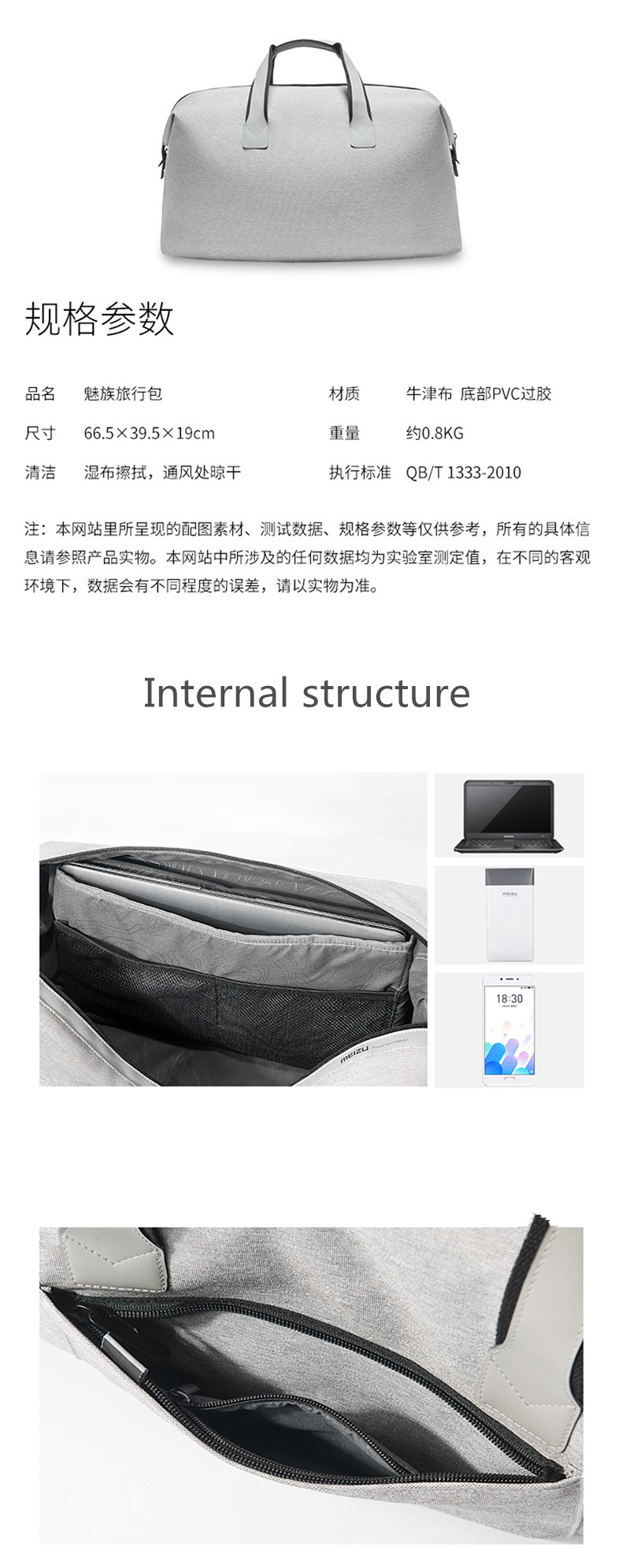 Original Meizu Waterproof Laptop backpacks preppy style Women Men xiaomi Backpacks School Backpack Large Capacity Students Bags