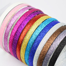 13pcs/lot Lined Glitter Hairbands For Children Girls Hard Bow Headband For Girls Hair Accessories Plastic Teeth Head Bands