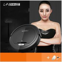LUOFUER K5 Robot Vacuum Cleaner with 1000 PA Suction Power for Thin Carpet