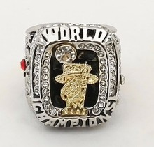 Promotion 2012 James Miami heat basketball championship ring