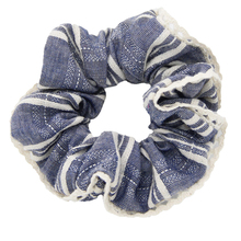 LOVINGSHA Women Scrunchie Plaid Design Girl Hair Tie Ponytail Elastic Hair Holder Rope Fashion Hair Accessories FCD107