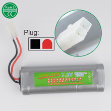 7.2V Battery 6800mah NiMH Batteries Pack For RC Car Truck Buggy Boat Tank Ni-Mh Baterias gray supper power