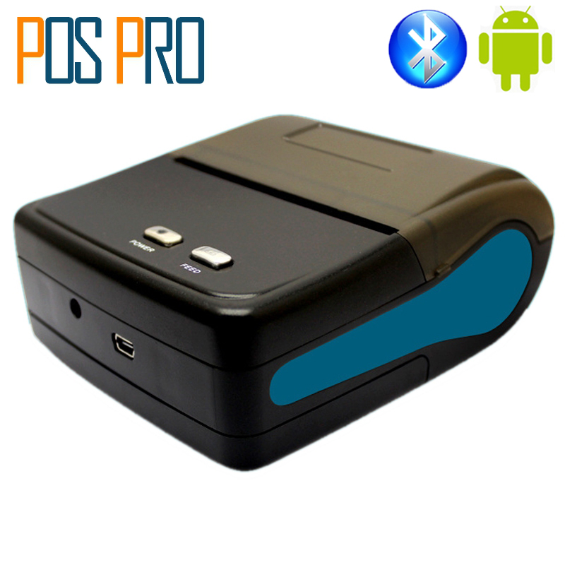 IMP011 Hot sales 80mm Mini Printer Thermal Printer For Android With Lithium-ion batteries handheld Printer<br><br>Aliexpress
