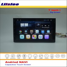 Liislee Car Android GPS Navi Navigation System For Nissan Evalia / NV200 Vanette 2009~2012 Radio Multimedia Video No DVD Player(China)