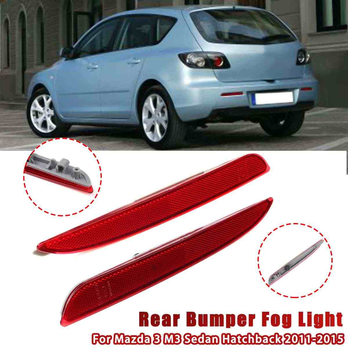 Window Regulator for Mazda 3 04-09 Rear LH Power w//Motor Hatcback//Sedan Left Side