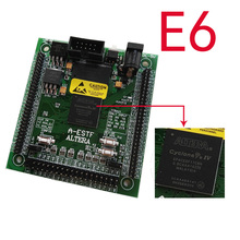 E6 Free shipping altera fpga board altera board fpga development board EP4CE6f17C8N NIOS II board+ SDRAM +USB DC-5V POWER