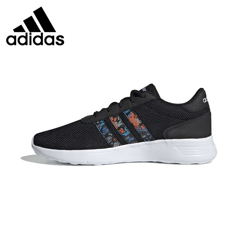 Original New Arrival 2019 Adidas LITE RACER W women's Skateboarding Shoes Sneakers title=