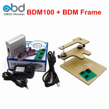 BDM100 Universal Programmer ECU Programmer BDM 100 BDM Frame With Adapters Set Fit Original FGTECH KTAG Newest V1255 BDM100(China)