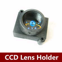 Wholesale 500PCS/LOT M12 interface camera lens mount seat oblique foot plastic lens CCD single board computer lens mount(China)