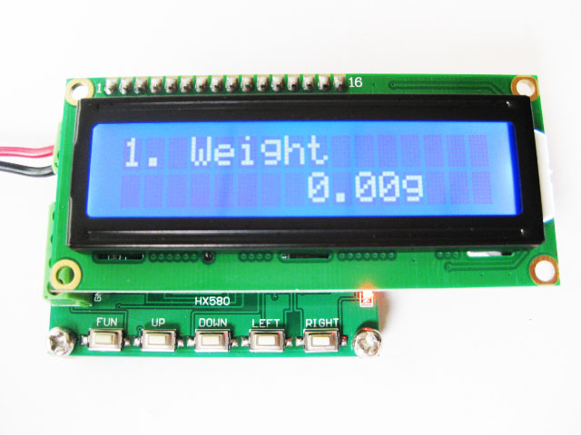 Weighing sensor display instrument Intelligent display instrument 24 high precision<br>