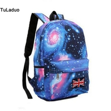 New Fantasy Starry Sky Beautiful Female Backpack Fashion School Bags ForTeenage Girls Nice Looking Cheap Women's Backpacks 2017