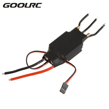 GOOLRC High Quality 60A Brushless Water Cooling Electric Speed Controller ESC with 5V/3A BEC for RC Boat Model(China)
