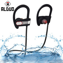ALANGDUO G7 Wireless Bluetooth Earphones Noise Cancelling With Mic Waterproof Sport Earphones Handsfree HD Sound Quality Headset(China)