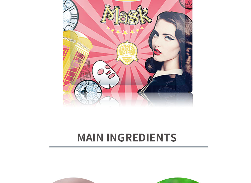 HEMEIEL 3PCS Hyaluronic Acid Face Mask Moisturizing Collagen Korean Mask Sheet Acne Treatment Mask Facial Skin Care Cosmetics 11