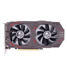 COLORFUL GeForce GTX1060 Graphics Card 6GD5 1506-1708MHz PCI-E X16(3.0) 2*DVI+HDMI+DP Video Card 2 Fans GTX1060-6GD5 GAMING V5(China)