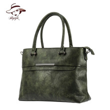 Buy Vintage Crossbody Bags High PU Leather Fashion Big Hand Bag Brand Messenger Handbags Bolsas Femininas Large Shoulder Bag for $19.12 in AliExpress store