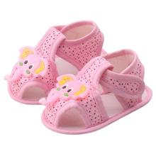 MUQGEW Hot Sale Cartoon Elephant Pattern Baby Shoes Soft Sole Toddler Baby First Walker Shoes Infant Shoes