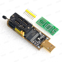 CH341A 25 SPI Series 24 EEPROM Flash BIOS USB Programmer Router LCD Burner Board Free Shipping With Tracking Number(China)
