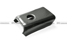 For Nissan GTR R35 Carbon Fiber Rear Seat Arm Rest Cover (LHD)(Hong Kong)