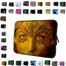Nice Print Design Hot 7 10 12 13 14 15 17 Notebook Sleeve Bag Portable Cover Cases Pouch For Dell Acer Aspire One 11.6 Macbook