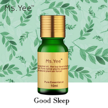 Aromatherapy Good Night Oil Help Sleep Well Pure Natural Essential Oils Anti-Stress Fatigue Improve Insomnia & Depression X63(China)