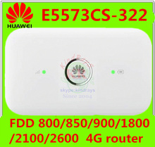 unlocked 3g 4g mifi router Huawei e5573 4g wifi dongle E5573cs-322 4g mifi Pocket 4g Mobile Hotspot PK e5577 e5776 e5372 e8372(China)
