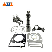 AHL Motorcycle Cam Shaft With Gasket Sets With Exhaust/ Intake Rocker Arms Kits For Polaris SPORTSMAN 500 2X4 4X4(China)