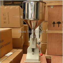 Wholesale price Manual Paste Filling Machine, Manual Liquid Filling machine(5-50ml), Manual cream filler China manufacturer(China)