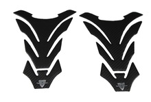 Freeshipping Sticker Decal Traction Tank pads GRIPPER STOMP GRIPS EASY for Tmax533 YP250 Majesty Ys250 Fazer YZF-R125(China)