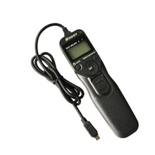 SHOOT RM-UC1 Camera Timer Remote Control Shutter Release for Olympus E550 E520 E510 XZ-1 XZ-2 E-M5 E-M10 E-PL3 for Olympus(China)