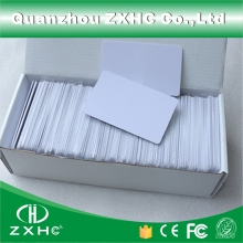 (100pcs/lot) FM1108 (Compatible with MF1 S50) Smart Accsss Control Cards RFID 13.56 MHz Tags PVC Material
