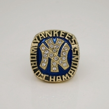 High Quality 1977 New York Yankees World Series Championship Ring Great Gifts