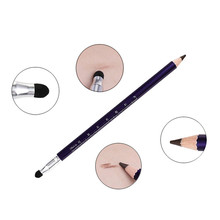 New Brand 1PC Multifunctional Microblading Permanent Makeup Eyebrow Lip Design Positioning Pencil Waterproof Eyebrow Enhancer