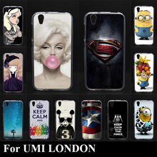 For UMI LONDON Soft Silicone tpu Plastic Mobile Phone Cover Case Color Paitn Painting Cellphone Bag Shell