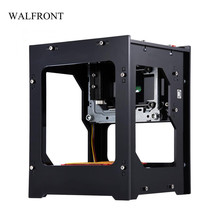 WALFRONT 1 Set Laser Engraver Printer Machine with Protective Glasses Mini Cutting Wireless Bluetooth Print Engraver Tools Sale(China)