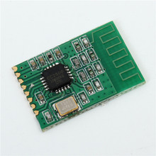 Wireless Transceiver Module CC2500 2.4G 2400-2483.5 MHz ISM/SRD Low-power Consistency Stability Small Size