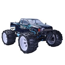 HSP Baja 94862 Rc Car 1/8 Nitro Power UNIVERSAL MONSTER Car 4wd Off Road Rally Short Course Truck RTR Similar REDCAT HIMOTO P2(China)