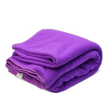 2 Color Multi-function Large Microfiber Absorbent Towel Sports Bath Swimming Beach Outdoor Use Hand Hair Washcloth(China)