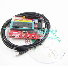 NEW System PIC Development Board Mini + Microchip PIC16F877 PIC16F877A