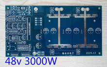 1PC 48V 3000W Pure Sine Wave Power Frequency Inverter Bare PCB