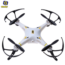 Original RC Helicopter Huanqi 894 2.4G 4CH 6-Axis Gyro RTF Remote Control Quadcopter Aircraft Toy(China)