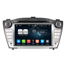 NaviTopia Octa Core 2G Android 6.0/Quad Core Android 5.1 Car Multimedia DVD Player for Hyundai Tucson/IX35 2009 2010 2011 2012