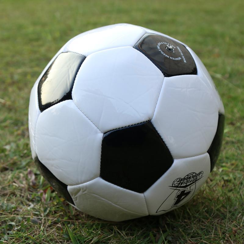 HTB1FlE5fSfD8KJjSszhq6zIJFXa6 ballon de footClassic Black White Size Soccer Ball Outdoor Sport Training Balls  200mm Football Germany Spain Football