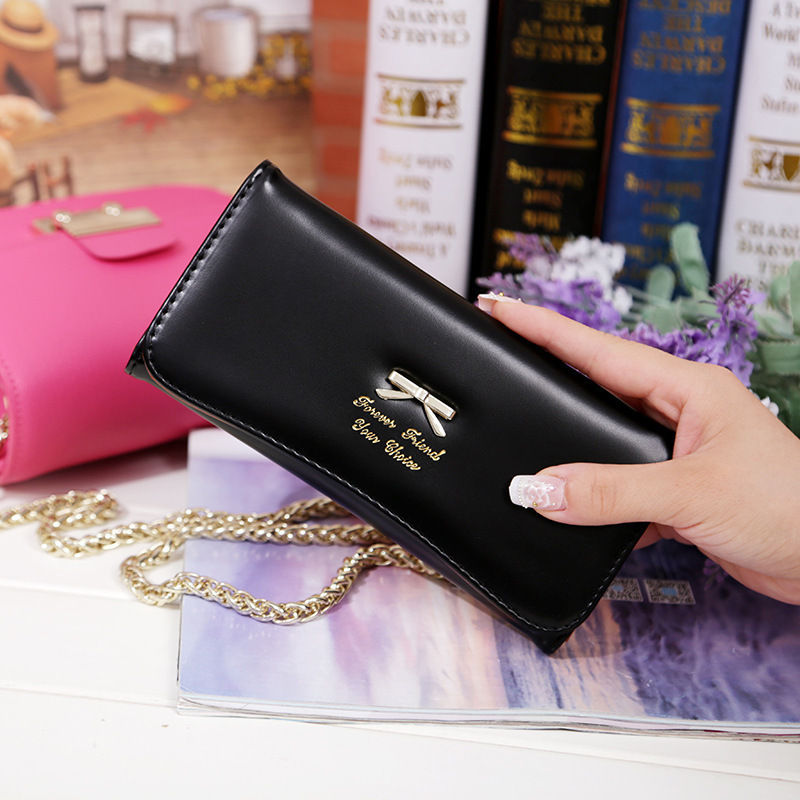 QOONG New Long Design Women Wallet Female Soft Leather Wallets and Coin Purses Card Holder Dollar Price Carteira Masculina 011<br><br>Aliexpress