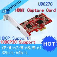 HD Video capture Card PCIe 1080P30 HDMI Capture Card