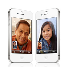 Original 16GB Apple Iphone 4s Cell phone A5 Dual core 512MB Storage 8MP Camera GPS 3.5'' TouchScreen(China)